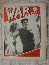 The War Illustrated # 16 (Helsinki, Finland, Graf Spee, Heligoland, Wellington)