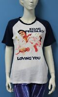 New Elvis Presley Baseball T-shirt Size Medium