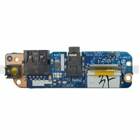 110HR For Dell E7450 E7250 Power Button/USB/Audio Port IO Circuit Board LS-A961P