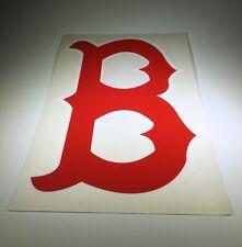 Boston Red Sox Bumper Sticker Very Nice!
