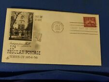 Scott #1044 10 Cent Stamp Honoring Independence Hall First Day Issue
