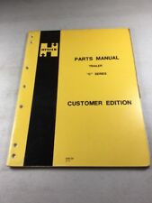 Hyster C Series Trailers Parts Manual