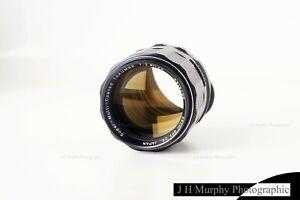 PENTAX 120mm f2.8 Lens Super Multi Coated Takumar M42 RARE Excellent
