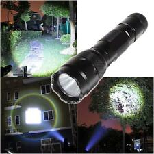 3000lm  WF-502B CREE XM-L T6 LED 5-mode Flashlight 18650 Torch Lamp CB
