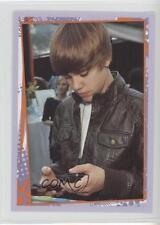 2011 Panini Album Stickers #42 Justin Bieber Non-Sports Card 2k3