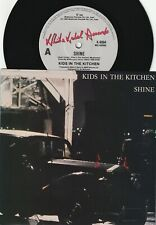 Kids In The Kitchen Orig Oz Ps 45 Shine Nm '85 K9694 New wave Synth Pop