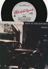Kids In The Kitchen Orig Oz Ps 45 Shine Nm '85 K9694 New wav 00004000 e Synth Pop