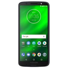New Motorola Moto G6 Plus Single-SIM Blue 64GB Factory Unlocked 4G/LTE Simfree