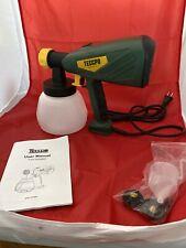 Paint Sprayer TECCPO 500 Watts Electric Spray Gun Detachable Container