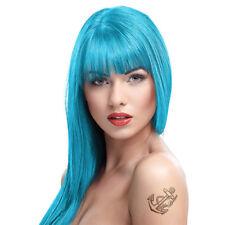 Crazy Color Semi-Permanent Bubblegum Blue Bright Colour Hair Dye 100ml Single
