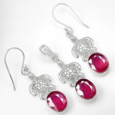 Ruby Sterling Silver Ruby Fine Jewellery