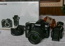 Pentax K-3ii 24.3MP Digital SLR Camera with 18-135mm lens