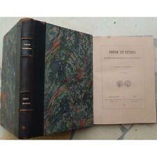 POITOU et VENDÉE Études Historiques Artistiques par FILLON De ROCHEBRUNE 1861-62