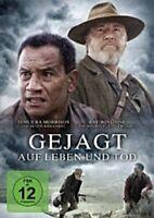 GEJAGT - AUF LEBEN UND TOD DVD NEU