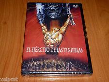 EL EJERCITO DE LAS TINIEBLAS / THE EVIL DEAD 3 ARMY OF DARKNESS - Precintada