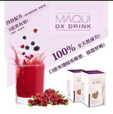 1 x Boxes MAQUI DX Slimming Detox Diet Drink 100% Natural Berries