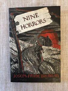 Arkham House - Nine Horrors