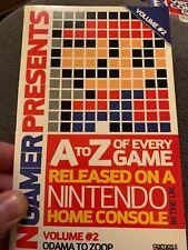 Ngamer A-Z Virtual Console - Nintendo Retro  (FREE P&P) - N-gamer  Presents