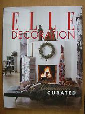 December Elle Decoration Home Magazines
