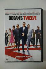 Ocean`s Twelve, DVD, Warner Bros. Home Video, 2005