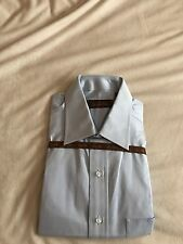 Men's Tasso Elba Dress Shirt, Size Large, Long Sleeve