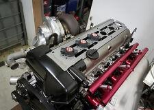 Toyota Supra JZA80 Aristo 2JZ-GTE VVTi coil on plug brace for Honda coils