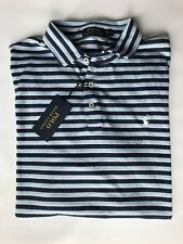 Polo Ralph Lauren Classic Fit Soft Touch Striped Polo Mens XL New