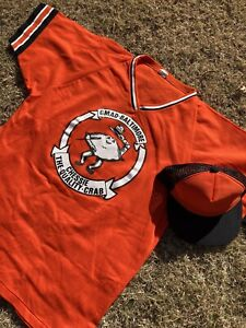 Vintage GMAD Baltimore Employee Baseball Team Uniform Size Xxl