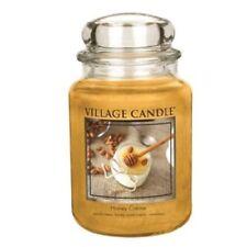 Paraffin Wax Honey Round Candles & Tea Lights