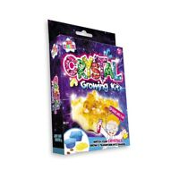 CRYSTAL GROWING KIT Experiment Science Education School Learning Children Fun