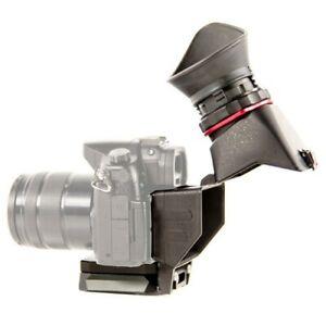 "Kamerar QV-1 M LCD Display Magnifier For Panasonic GH5/GH4/GH3 - 3 - 3,2 """