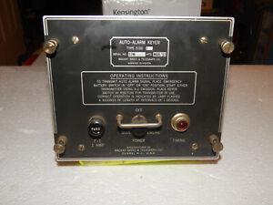 MACKAY RADIO Ship's Emergency Distress Automated Morse Keyer - Type 5100-C  No 2