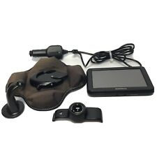 """GARMIN NUVI 50LM 5"""" GPS Bundle US 50 LM + Charger & Mount Tested Working"""