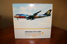 Blue Box Aviation 200 JC Wings Singapore Airlines 747-400 Tropical 9V-SPL 1/200