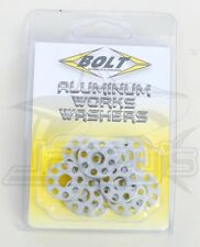 Bolt Aluminum Works Washers M6x18mm 10 Pack 2009-AWW.18