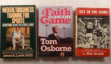 Get In The Game / Bill Glass: Faith in the Game / Osborne: Mental Toughness Trai