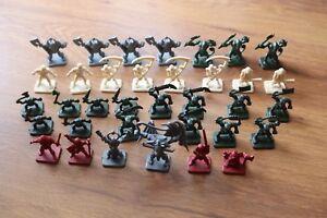 MB Heroquest 1989 miniatures figures gargoyle fimir hero orc goblin mummy chaos