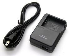Battery Charger for BC-130L Casio Exilim EX-ZR800 EX-ZR850 EX-ZR1000 EX-ZR1100
