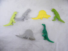 Vintage Marx Prehistoric Play Set Dinosaur, Variety-6