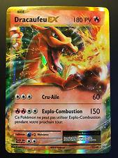 Carte Pokemon DRACAUFEU 12/108 Ultra Rare EX XY12 Française NEUF