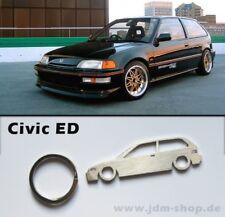 Honda Civic ED EE Silhoutte métal remorque