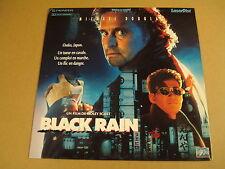 LASERDISC VERSION FRANCAISE / BLACK RAIN ( MICHAEL DOUGLAS )