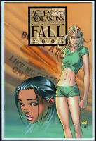 ASPEN SEASONS FALL 2005 MICHAEL TURNER COVER FATHOM WITCHBLADE US COMIC NEU NM