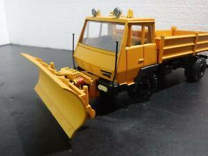Conrad 1/50 Scale Steyr 91 Snow Plough #3040