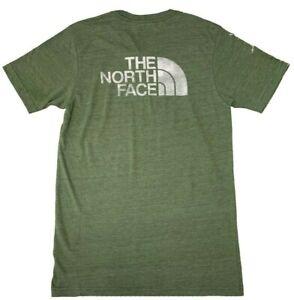The North Face Short Sleeve Tri-Blend Half Dome Vintage T-Shirt