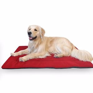 Comfort Pet Nap and Crate Mat Blue Red Maroon Green Tan Fiesta Plush XS,S,M,L,XL