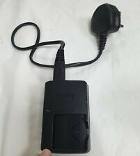 Sony BC-CSNB Battery Charger with UK plug