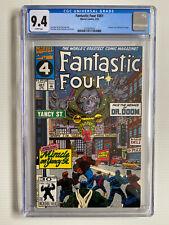 Fantastic Four #361 (1991)  CGC 9.4 Marvel Comics