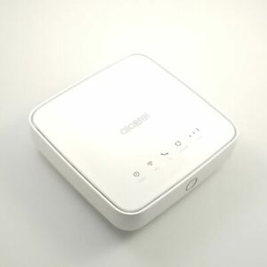 Alcatel LinkHub 4G LTE Wi-Fi GSM Unlocked Router HH41NH - NO ADAPTER