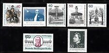VG259 GERMANY BERLIN #9N455-461 - MINT OG NH VF COMPLETE ISSUES/SETS